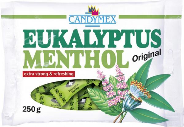 Eukalyptus-Menthol Bonbons