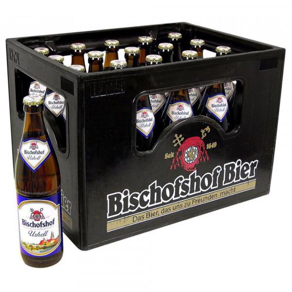 Ur-Hell Bier 4,8%, 20 x 0,5l (20 x 0.5 Liter)