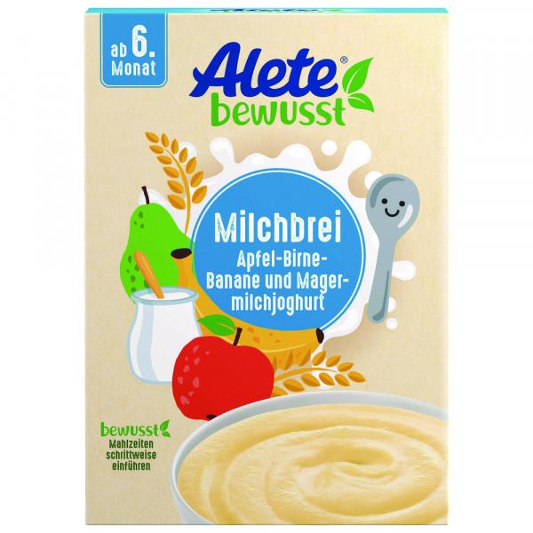 Baby Milchbrei, Apfel/Banane/Birne