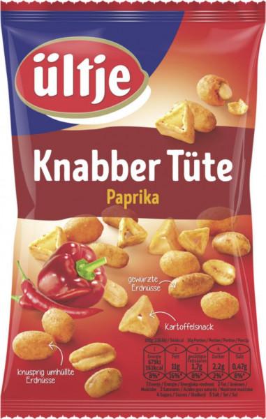 Knabber-Tüte, Paprika