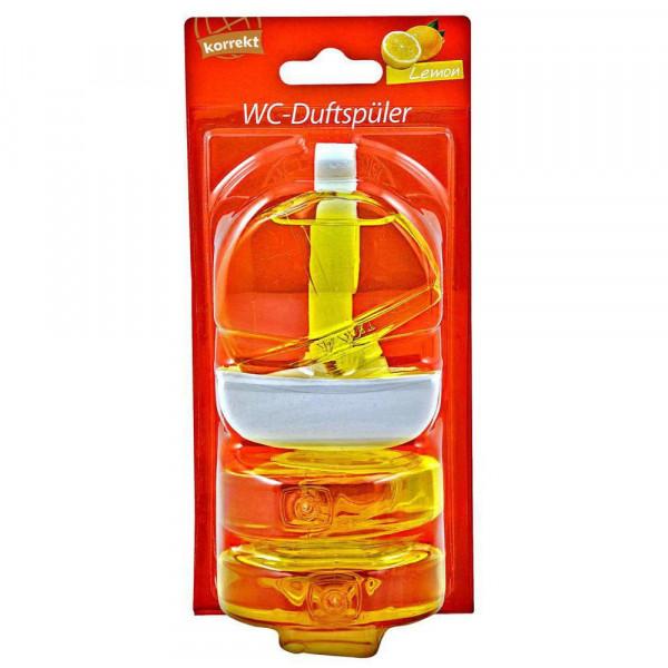 WC-Duftspüler, Lemon