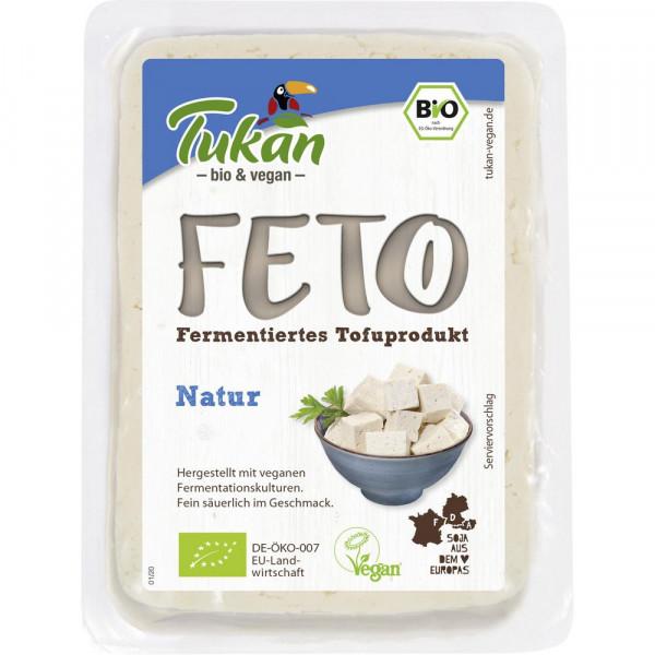 "Bio fermentiertes Tofuprodukt ""Feto"", natur"