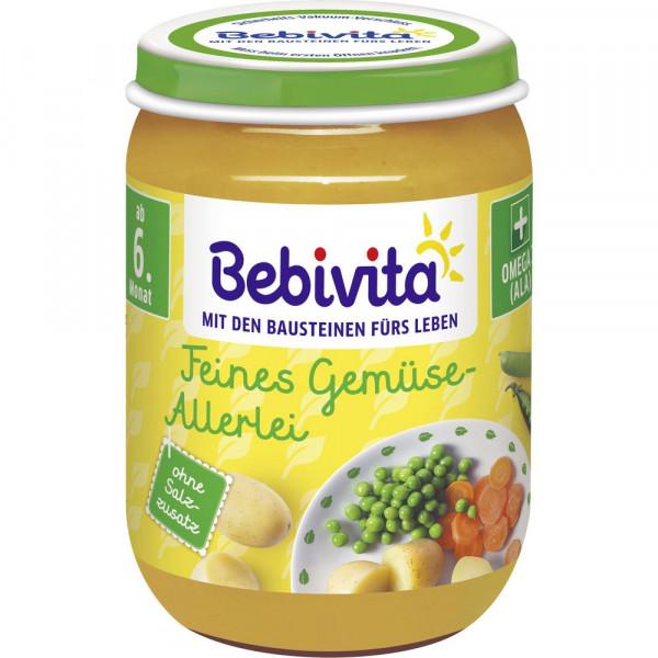 Babynahrung Gemüse, Gemüse/Allerlei
