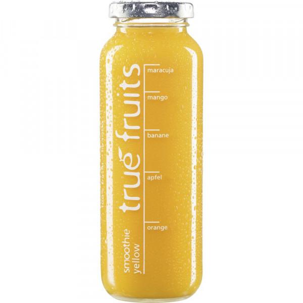 Yellow Smoothie Mango Maracuja