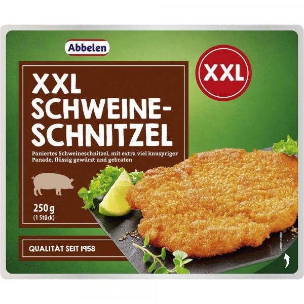 XXL Schweineschnitzel, tiefgekühlt