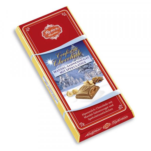 Schokolade Winterzeit