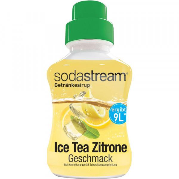 Ice Tea Zitronen Sirup