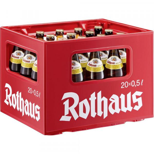 Eiszäpfle Export Bier 5,6% (20 x 0.5 Liter)