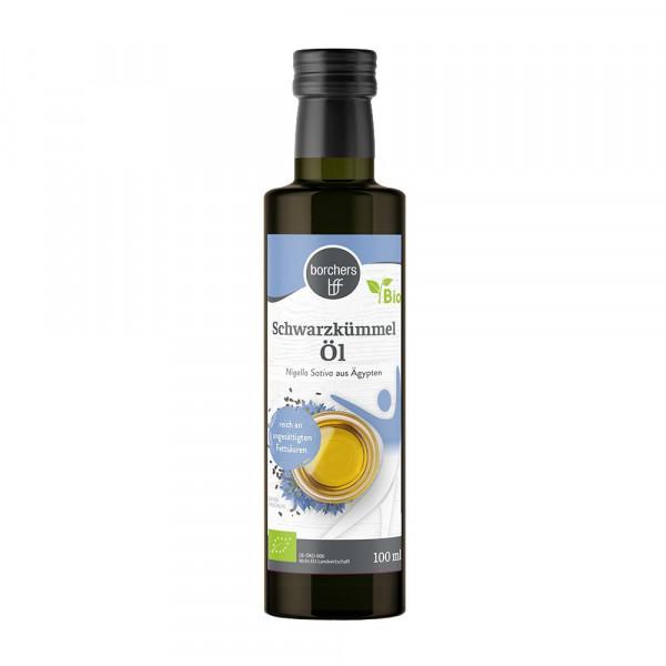 Bio Schwarzkümmelöl