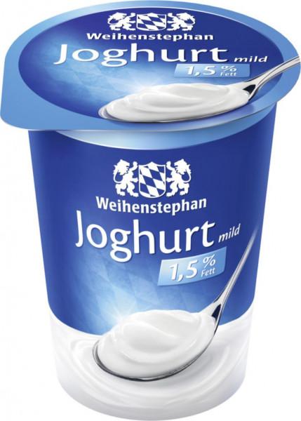 Joghurt mild 1,5% Fett