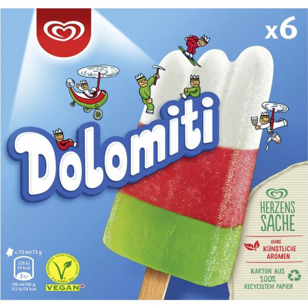 "Fruchteis ""Dolomiti"""