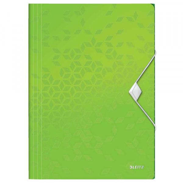 Eckspanner, DIN A4, grün