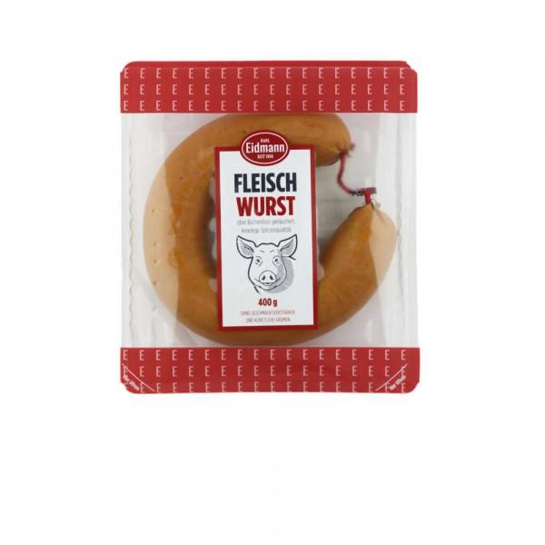 Fleischwurst, im Ring