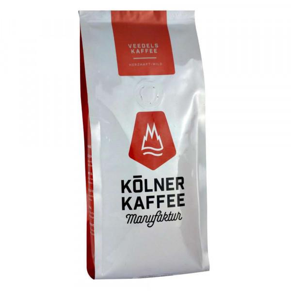 Veedels Kaffee, ganze Bohne