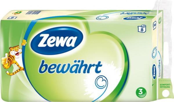 Toilettenpapier, Bewährt 3-lagig