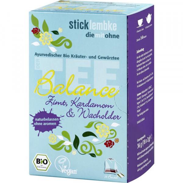 "Ayurvedischer Bio Tee ""Balance"""