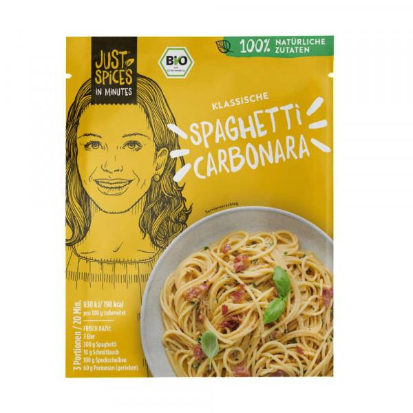"Bio Gewürzmischung ""Spaghetti Carbonara"""