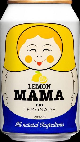 Bio Zitronen Limonade