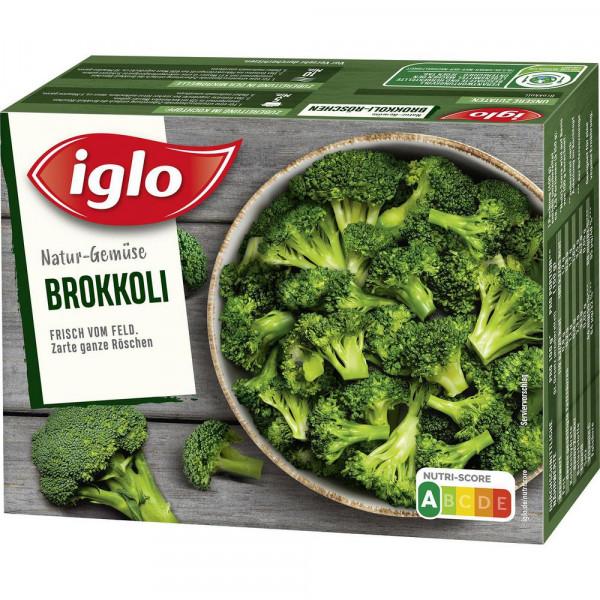 Feldfrisch Broccoli-Röschen, tiefgekühlt
