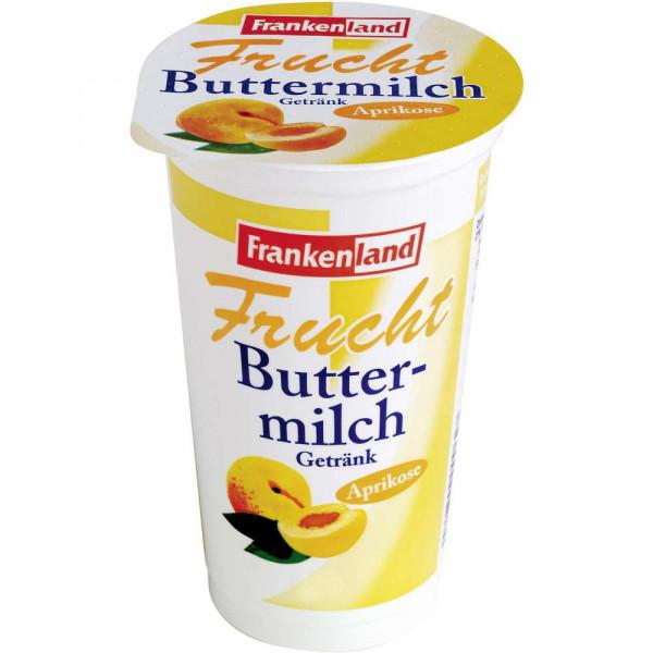 Buttermilchgetränk, Aprikose