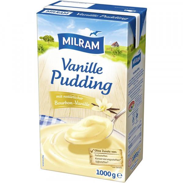 Pudding, Vanille