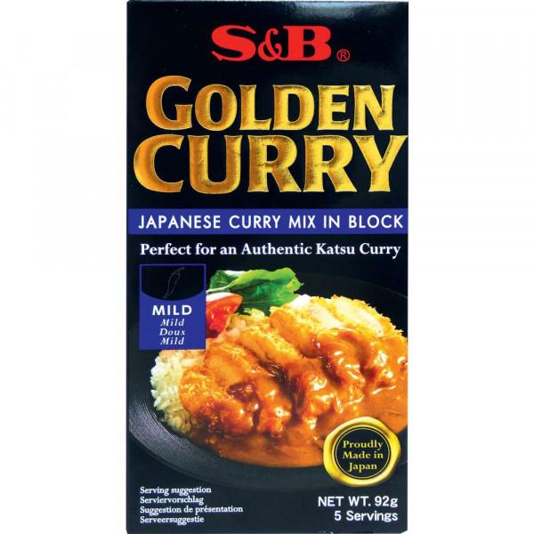 Golden Curry, mild