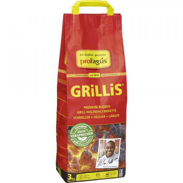 Grillbriketts, GRILLIS