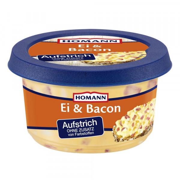"""Brotaufstrich """"Ei & Bacon"""""""