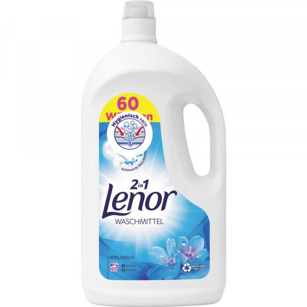 Waschmittel flüssig 2 in 1, Aprilfrisch