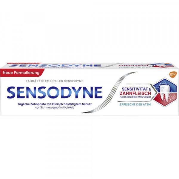 Zahncreme Complete, sensitiv