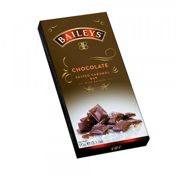 Schokolade Salz-Karamell