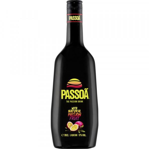 Fruchtlikör, Passionsfrucht 17% (1 x 0.7 Liter)