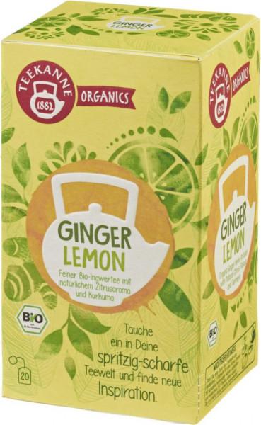 BIO Organics Ginger Lemon Tee