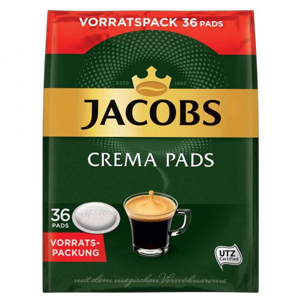 Kaffee-Pads Vorratspack Crema