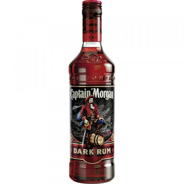 """Dark Rum """"Black Jamaica"""", 40 %"""
