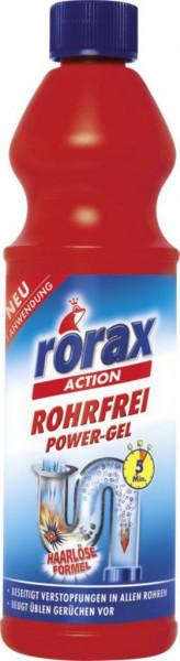 Rohrfrei Power-Gel