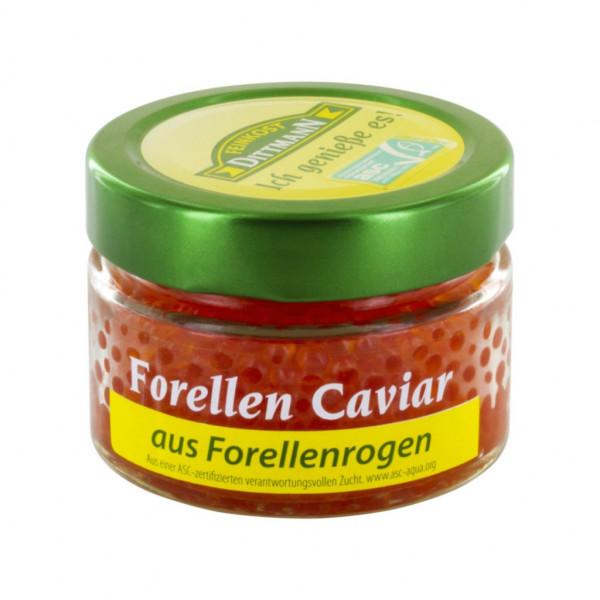 ASC Forellen Caviar
