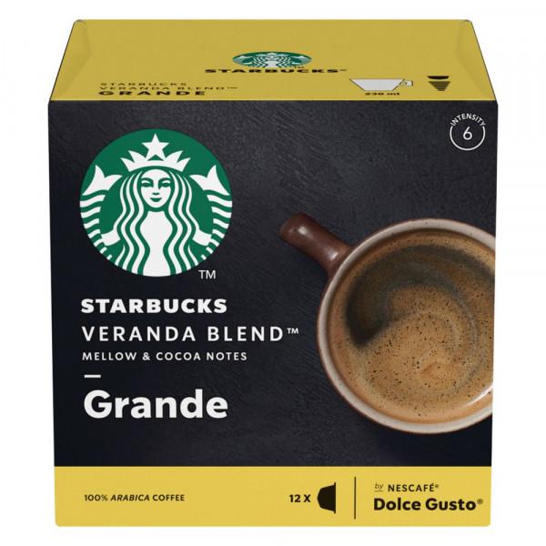 Kaffee Kapseln Dolce Gusto, Starbucks Veranda Blend