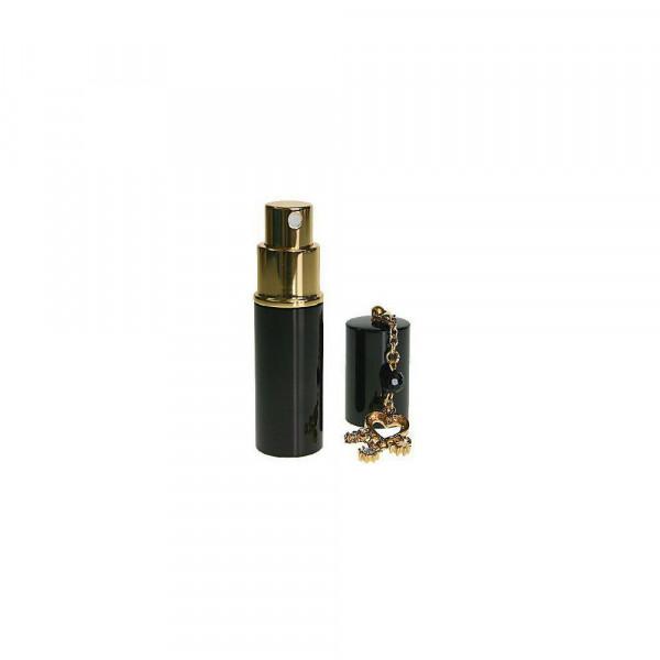 Parfüm-Zerstäuber, schwarz