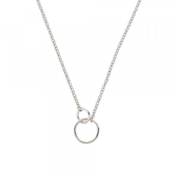 Damen Halskette mit Anhänger aus Silber 925 (4056866113886)