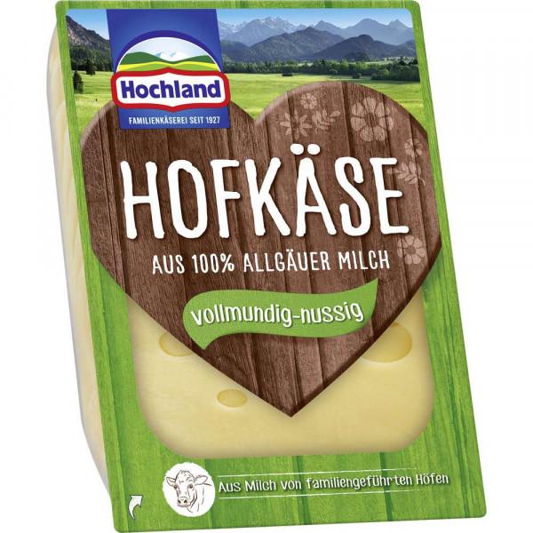 """Käsescheiben """"Hofkäse"""", nussig"""