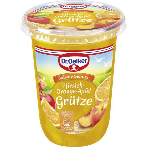 """Pfirsich-Orange-Apfel """"Saisongenuss"""""""