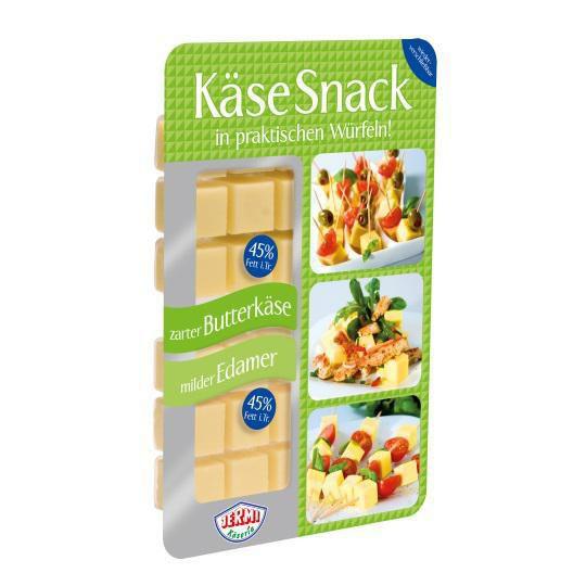 Käse Snack, Butterkäse/Edamer
