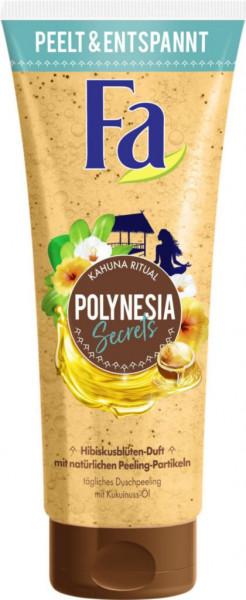 "Duschpeeling ""Polynesia Secrets"", Hibiskus"