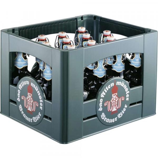 Winterbier, dunkel 5,5% (16 x 0.5 Liter)