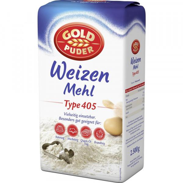 Weizenmehl, Typ 405