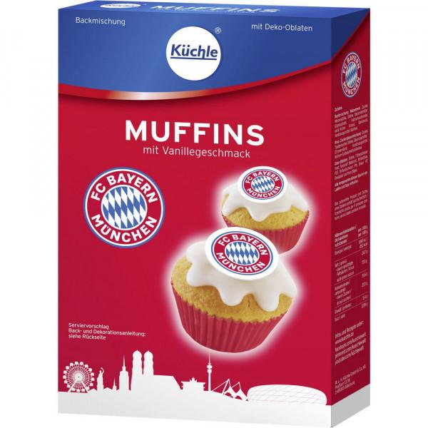 """Muffins """"FCB"""""""