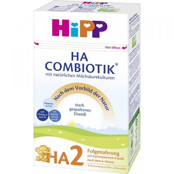 """Folgemilch """"HA Combiotik"""", HA 2"""