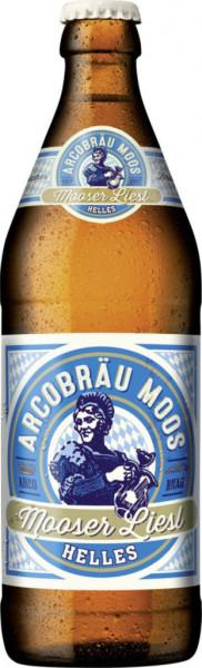 Mooser Liesl Helles Bier 5,3% (6 x 3 Liter)
