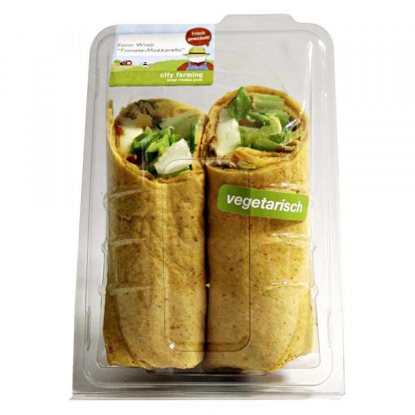 Wrap Tomate/Mozzarella